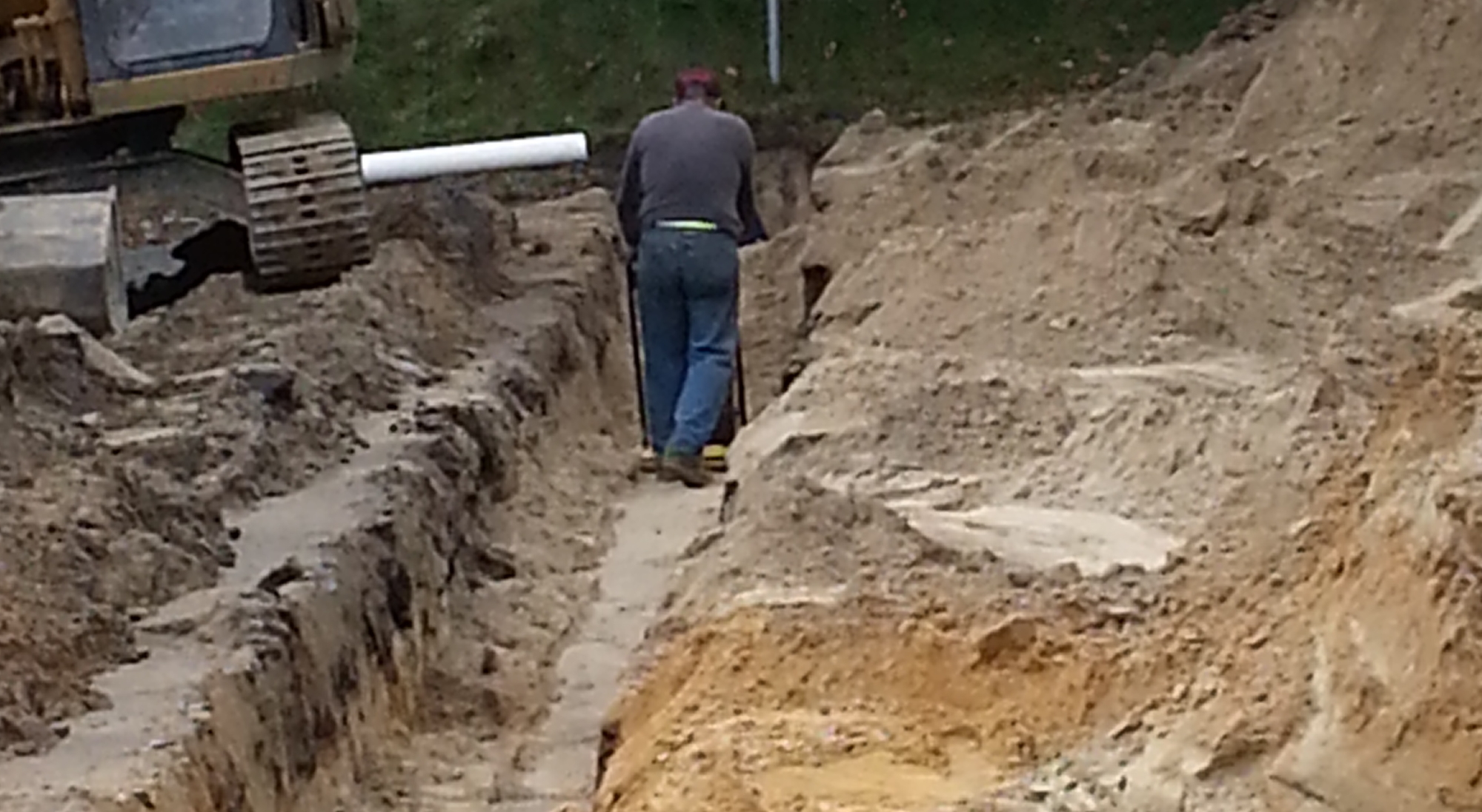 Digging Drainage Trench General Properties